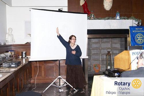 """Ομιλία κας Κωνσταντίνας Κόντογλη: """"Από την επιφάνεια στο βάθος, 16ος - 17ος αιών"""""""