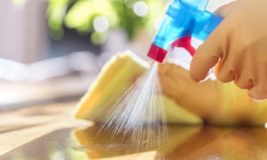 καθαρισμός επιφανών